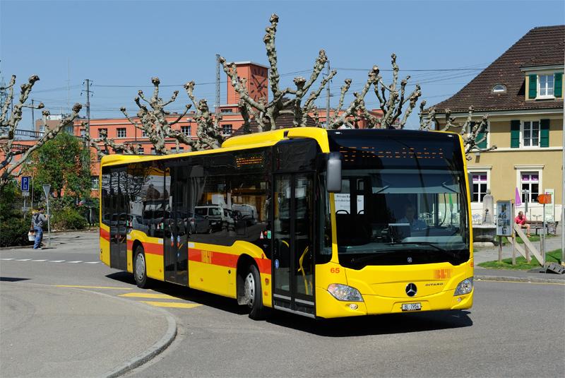 MB O 530 Citaro C2 Nr. 65