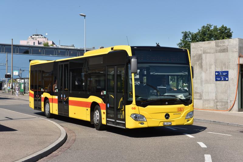 MB O 530 Citaro C2 Nr. 66
