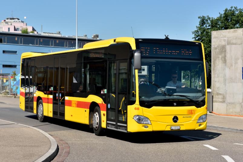 MB O 530 Citaro C2 Nr. 68