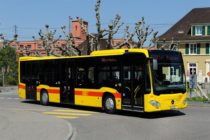 MB O 530 Citaro C2 Nr. 69