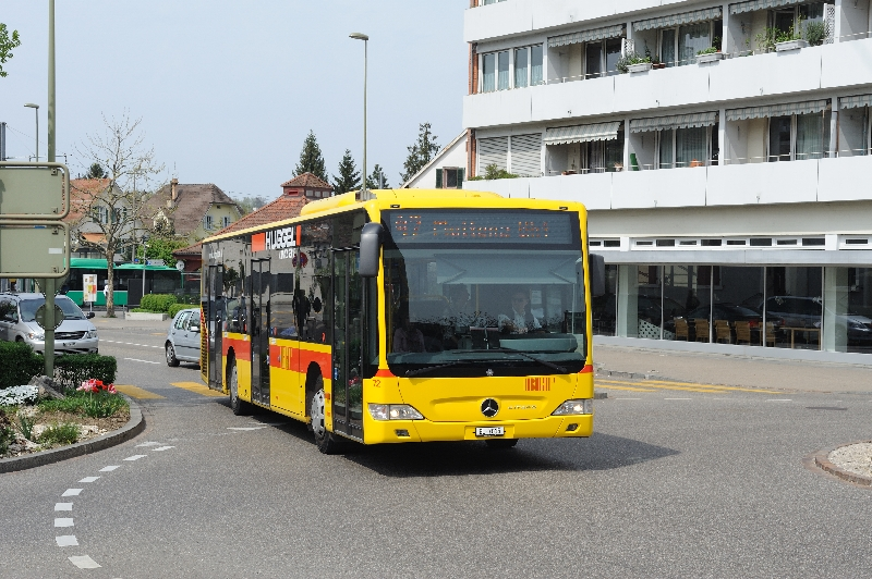 MB O 530 Citaro FL Nr. 72