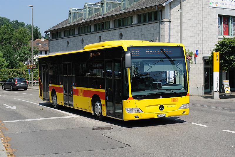 MB O 530 Citaro FL Nr. 77