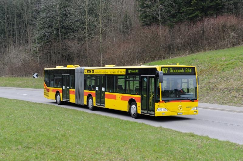 MB O 530 G Citaro C1 Nr. 8