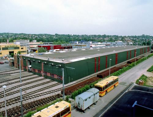 Depot Hüslimatt