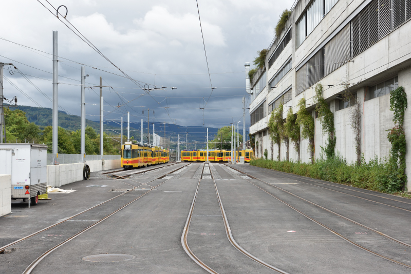 Depot Ruchfeld