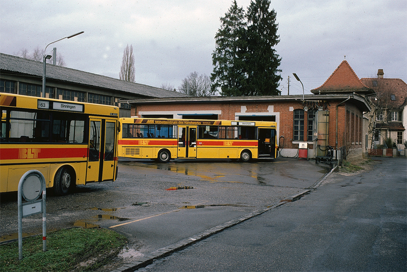 Garage Oberwil