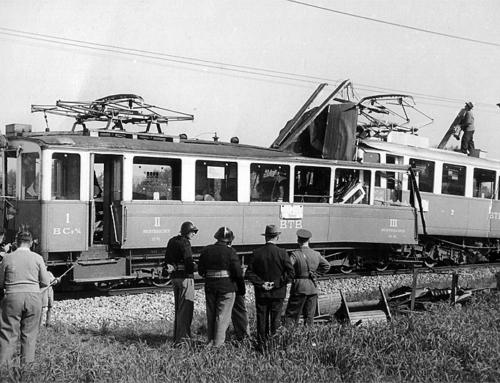 Ereignisse Birsigthalbahn AG