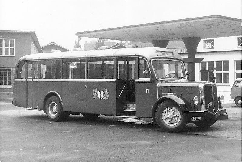 FBW Typ 51 Nr. 11
