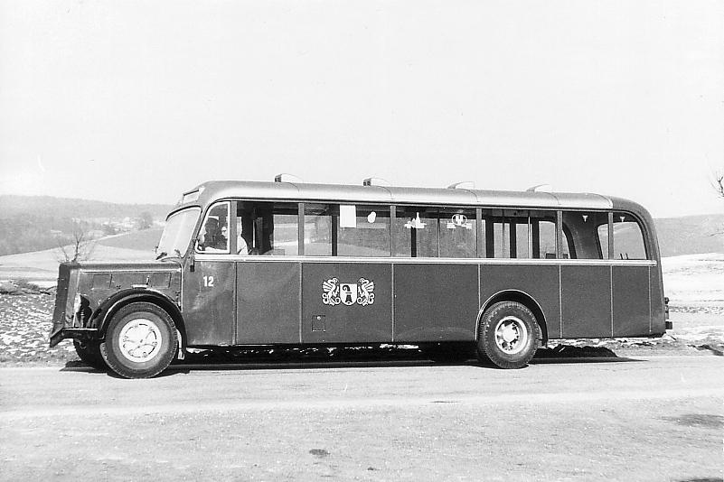 FBW Typ 51 Nr. 12