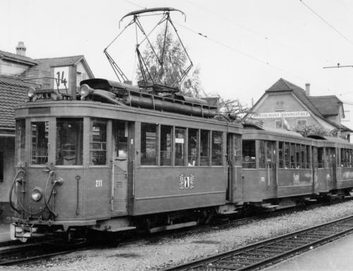 Basellandschaftliche Ueberlandbahn AG