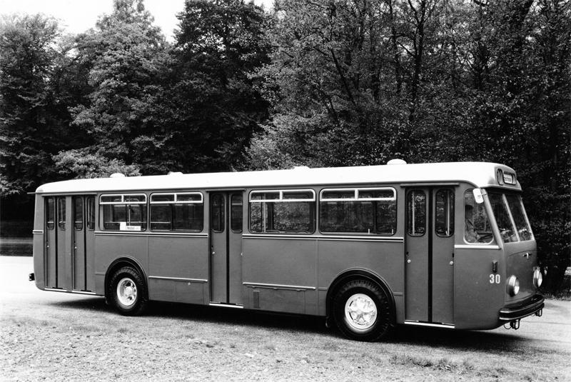 FBW B51U Nr. 30