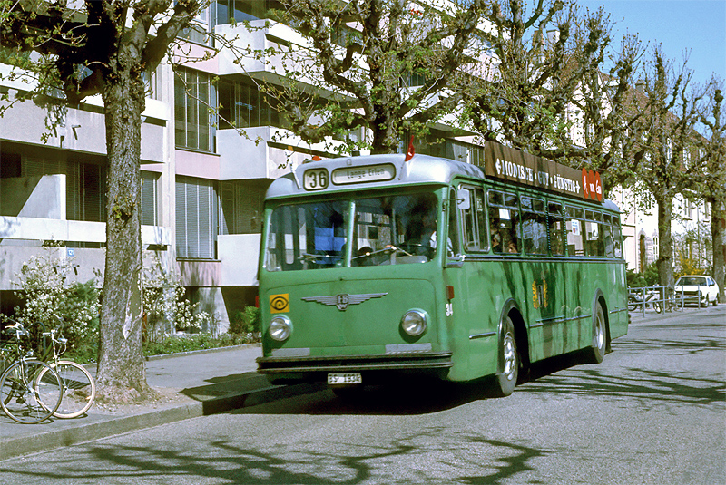 FBW B51U Nr. 34
