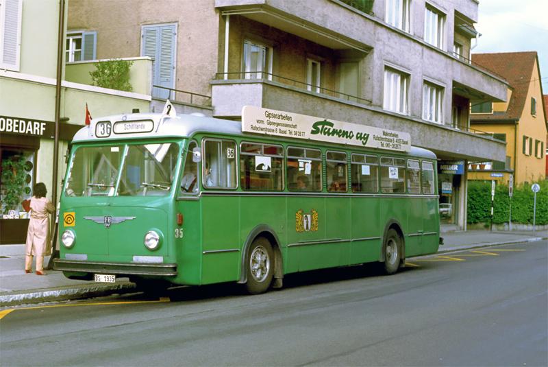 FBW B51U Nr. 35