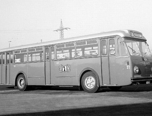 FBW B51U Nrn. 30–39