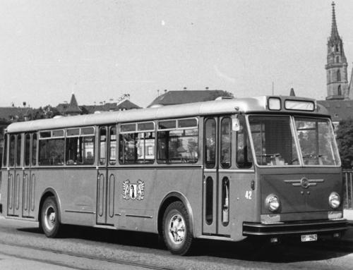 FBW B51U Nrn. 41, 42–47