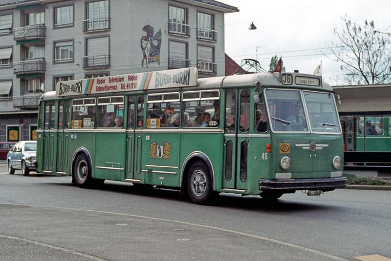 FBW B51U Nr. 45