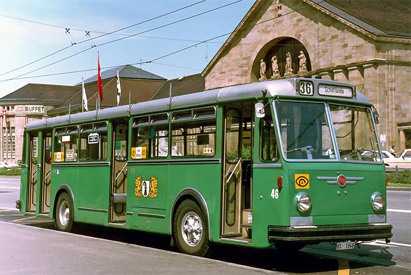 FBW B51U Nr. 46
