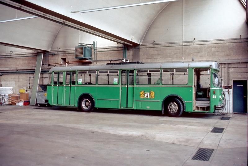 FBW B51U Nr. 48