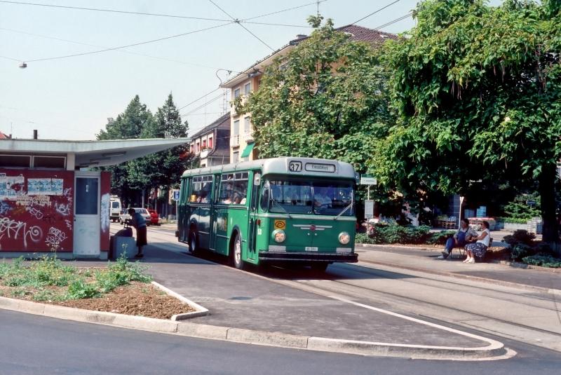 FBW B51U Nr. 53
