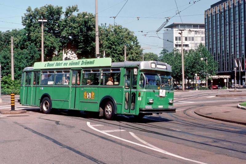FBW B51U Nr. 56