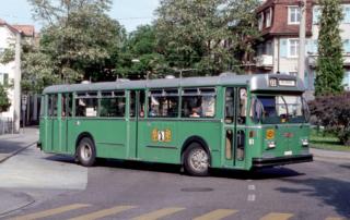 FBW B51U Nr. 61