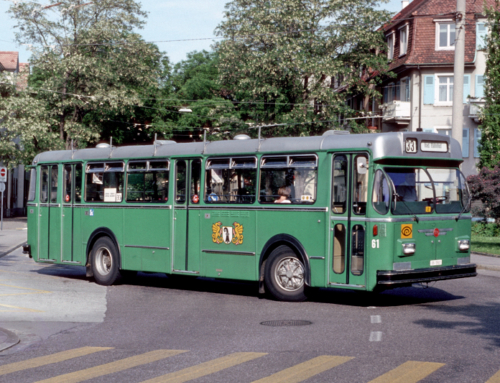 FBW B51U Nrn. 48–52, 53–66, 67, 68–77