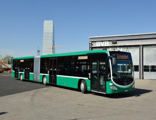 MB O 530 G Citaro C2 Nrn. 7001–7055