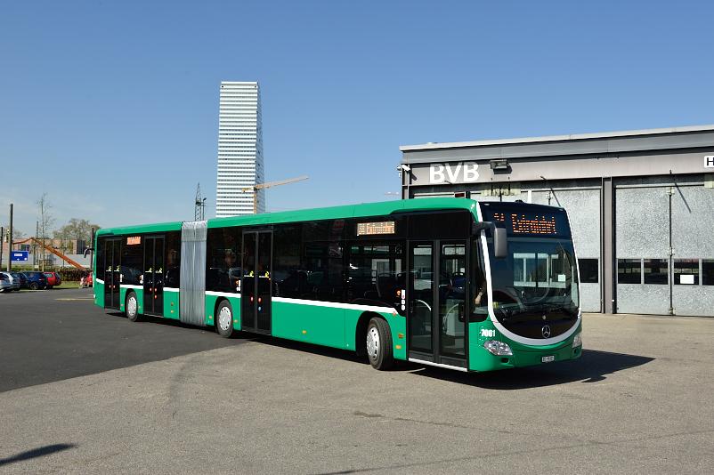 MB O 530 G Citaro C2 Nr. 7001