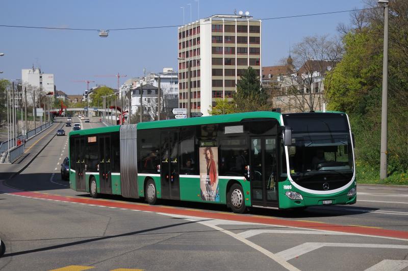 MB O 530 G Citaro C2 Nr. 7006