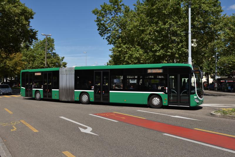 MB O 530 G Citaro C2 Nr. 7007