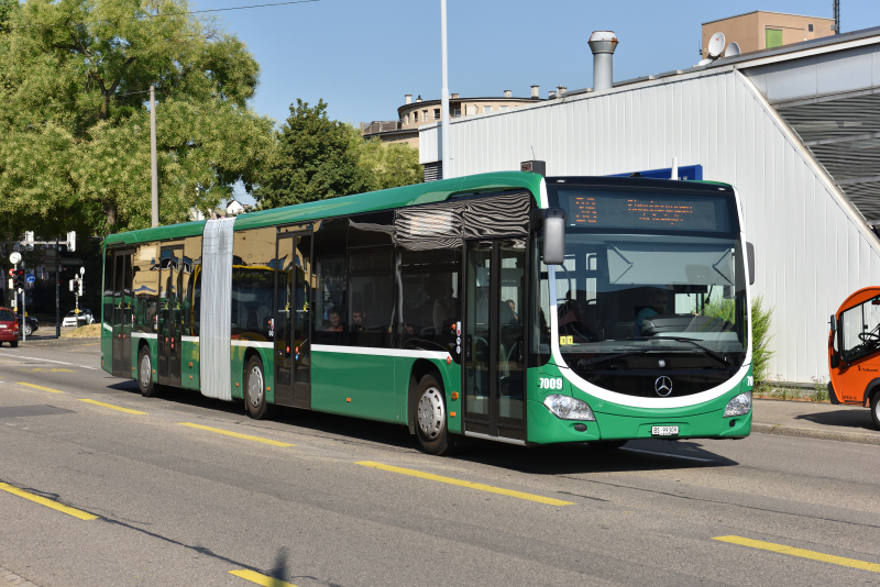 MB O 530 G Citaro C2 Nr. 7009