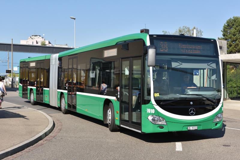 MB O 530 G Citaro C2 Nr. 7010