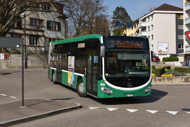 MB O 530 G Citaro C2 Nr. 7014