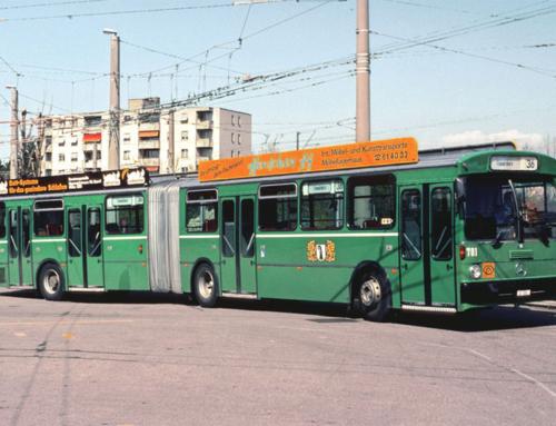 MB O 305 G Nrn. 701–709, 710–721