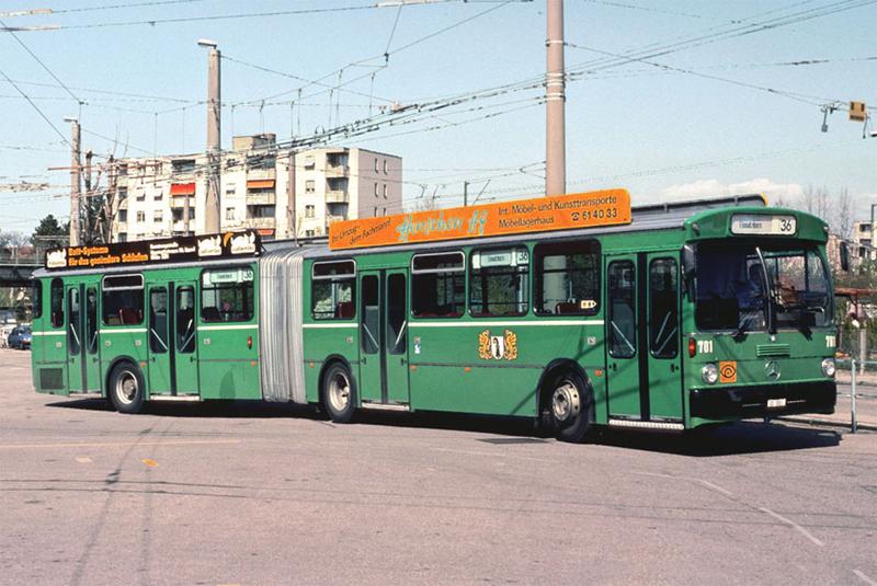 MB O 305 G Nr. 701