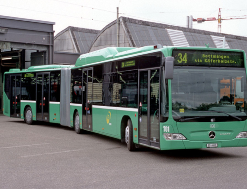 MB O 530 G CNG Citaro FL Nrn. 701–720, 721–728