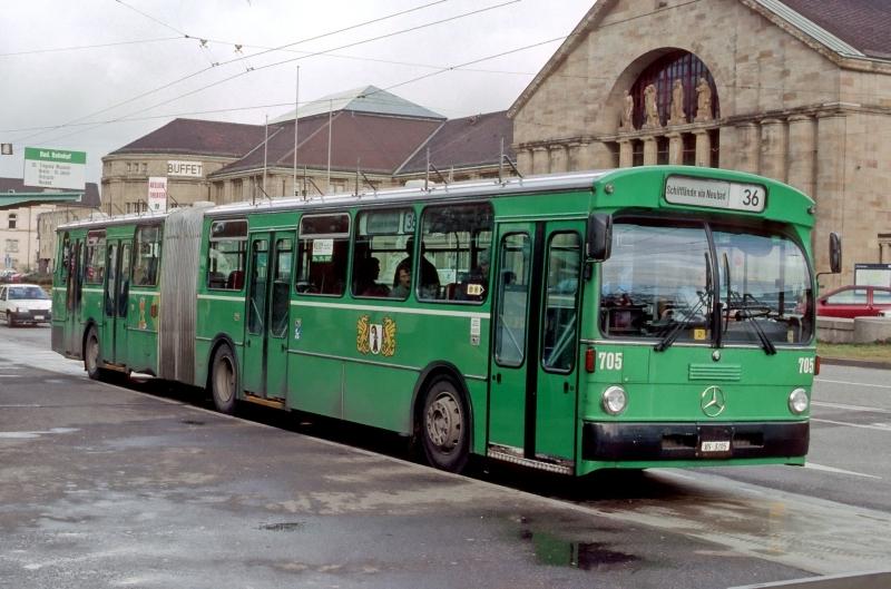 MB O 305 G Nr. 705