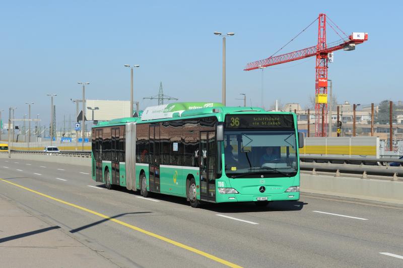 MB O 530 G CNG Citaro FL Nr. 706