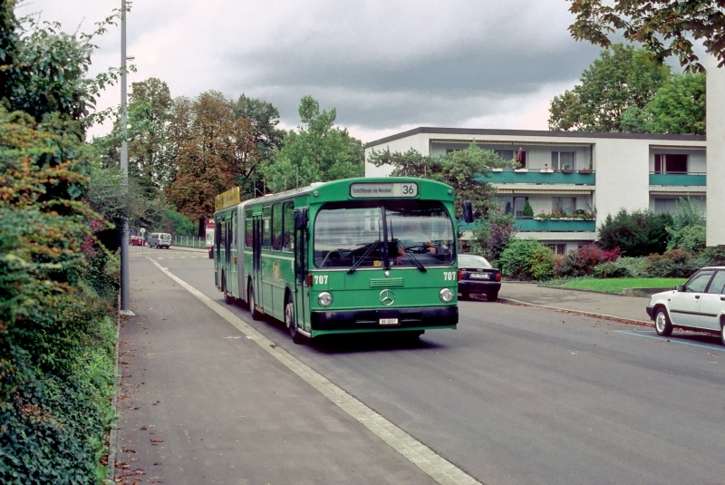 MB O 305 G Nr. 707