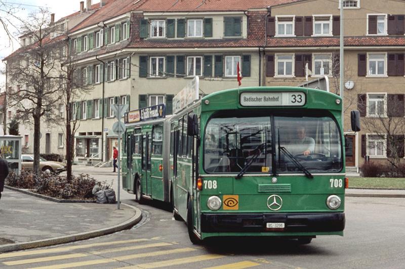MB O 305 G Nr. 708