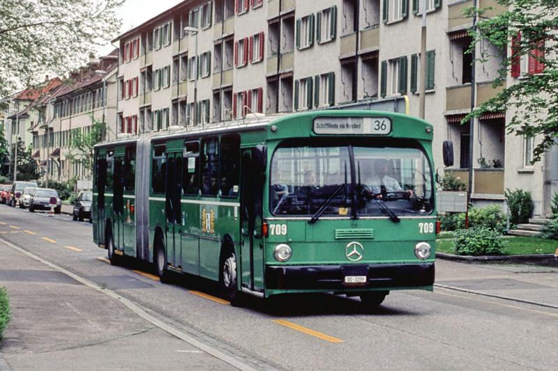 MB O 305 G Nr. 709