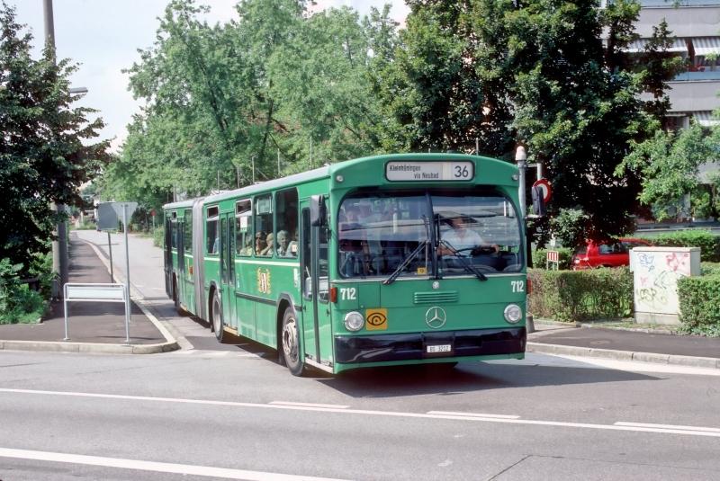 MB O 305 G Nr. 712