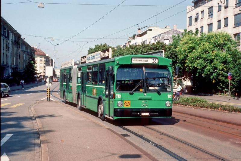 MB O 305 G Nr. 713