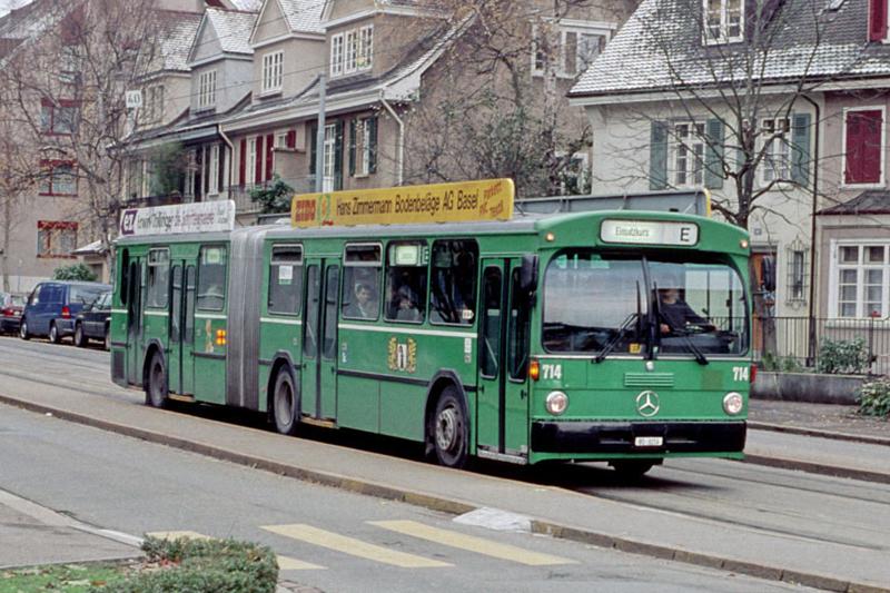 MB O 305 G Nr. 714