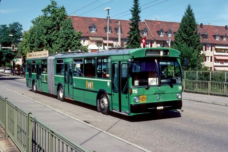 MB O 305 G Nr. 715