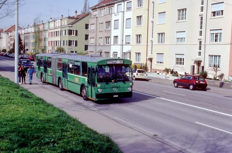 MB O 305 G Nr. 717