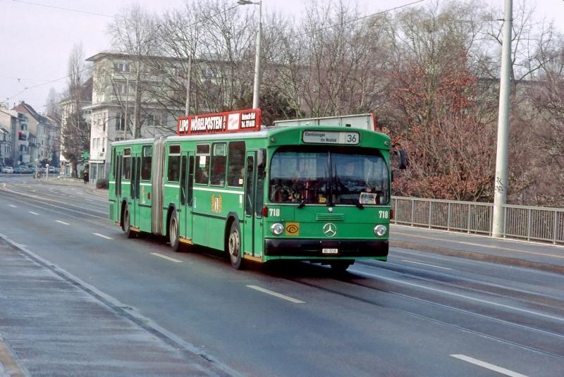 MB O 305 G Nr. 718
