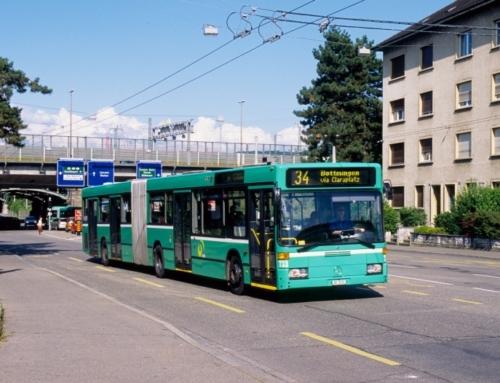MB O 405 GN2 Nrn. 731–736, 737