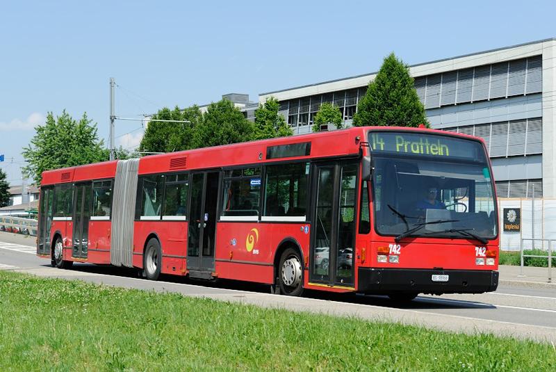 VAN HOOL AG300 Nr. 742