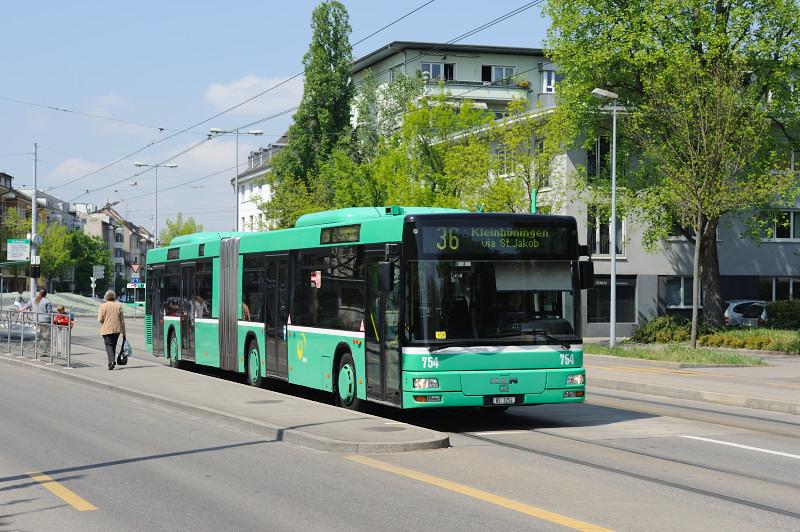 MAN NG 353/A23 Nr. 754